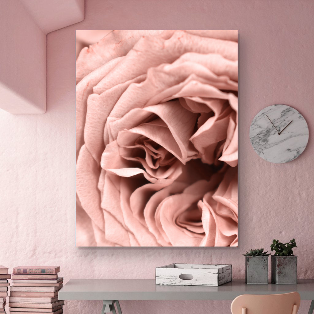 Tablou Canvas - Blush Rose - Tablomag