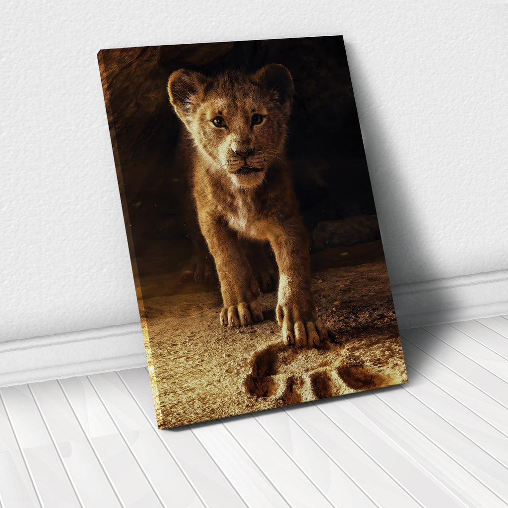 Tablou Canvas - Lion King - Tablomag