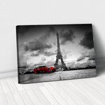 Tablou Canvas - Vintage Paris - Tablomag