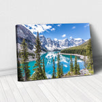 Tablou Canvas - Mountain River - Tablomag
