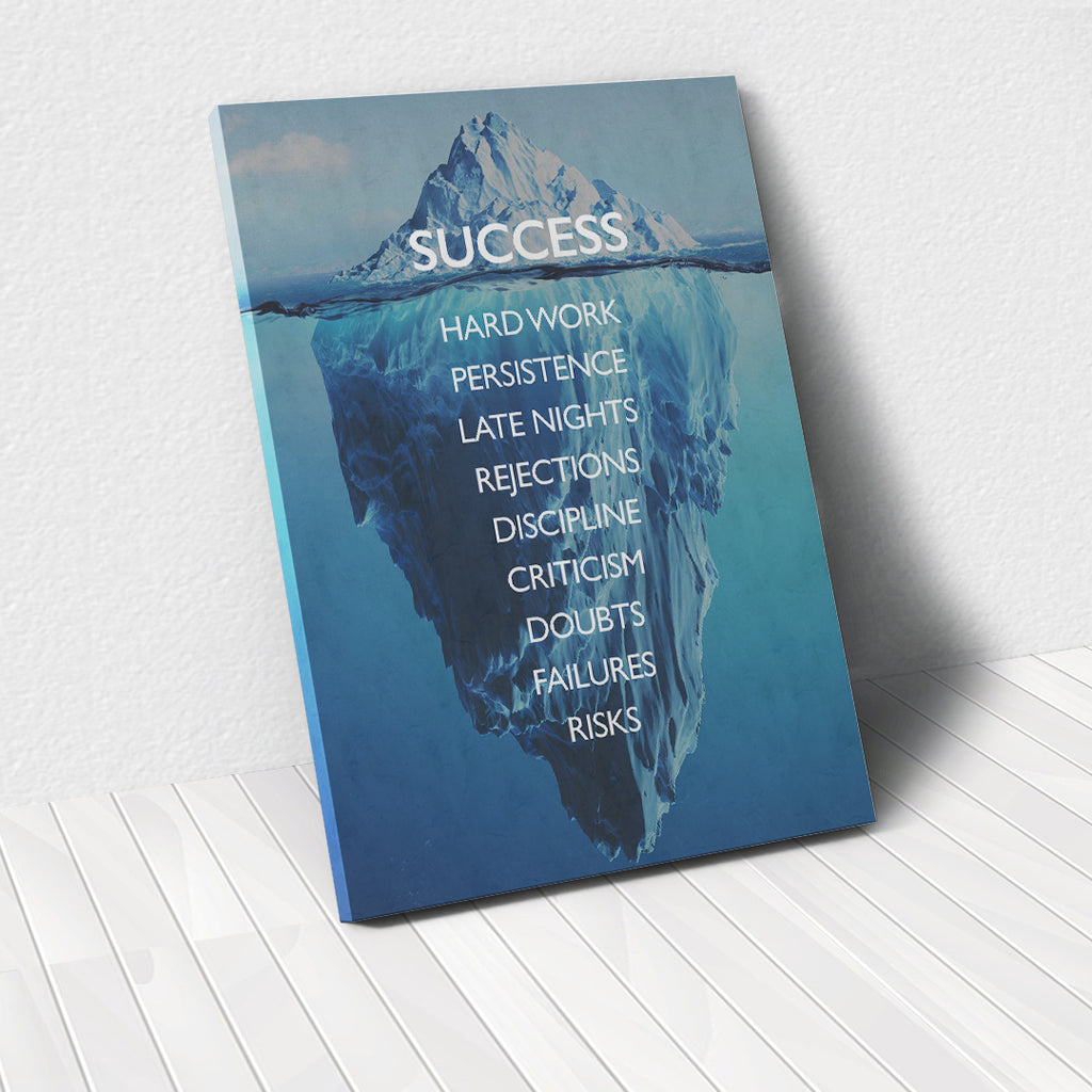 Tablou Canvas - Success - Tablomag