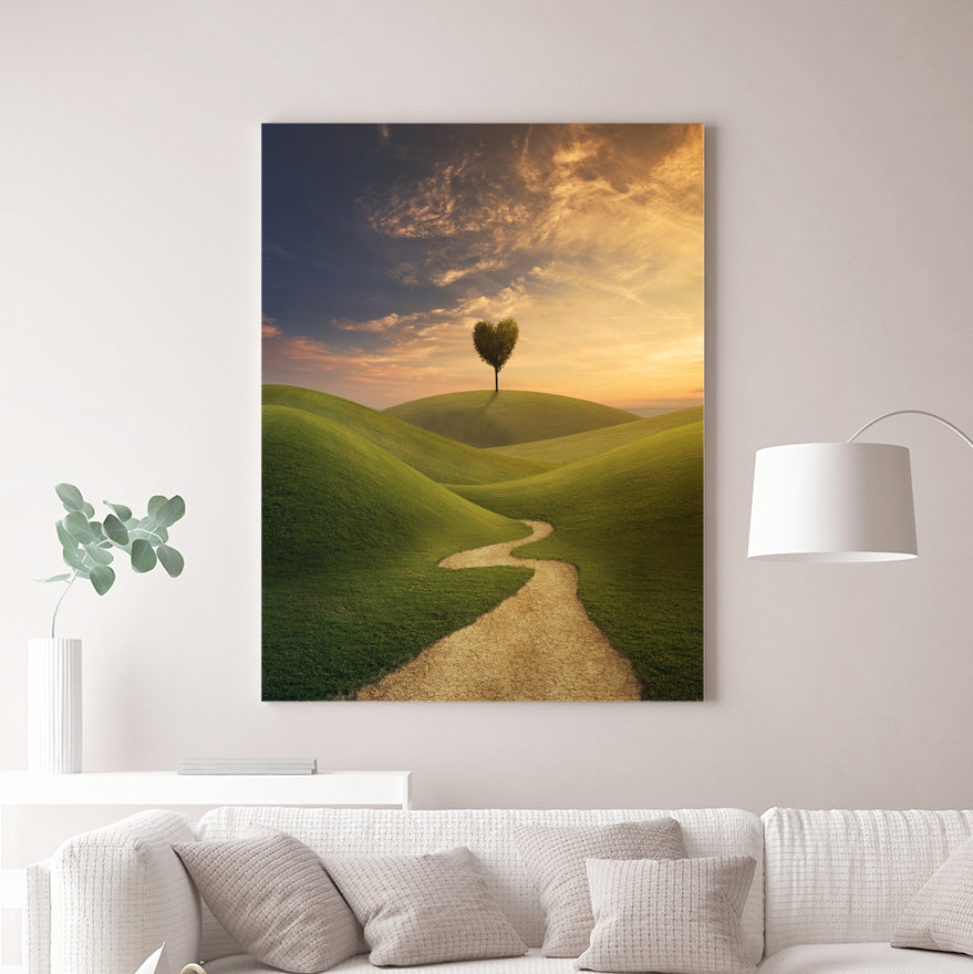 Tablou Canvas - Summer Twilight - Tablomag