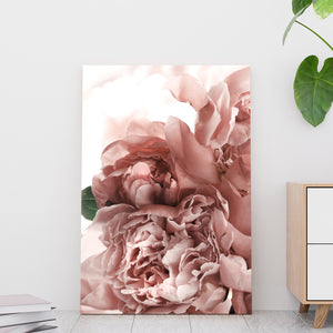 Tablou Canvas - Blush Floral - Tablomag