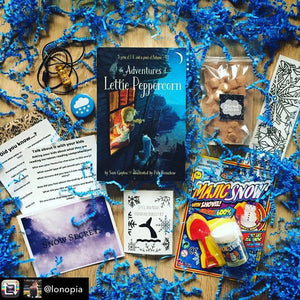 NOVEMBER VIBookcrate JR - SNOW SECRETS