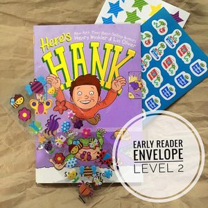 Early Reader Subscription Envelopes