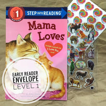 Early Reader Envelopes - Ready To Read Edition