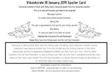 VIBookcrate Jr January 2019 Box - Speak