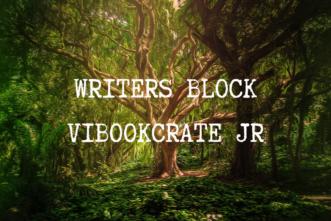 JUNE 2019 VIBookcrate JR -WRITERS BLOCK