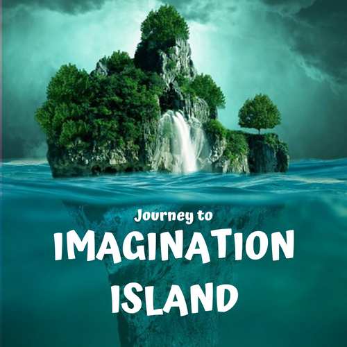 AUGUST 2019 VIBookcrate JR - IMAGINATION ISLAND