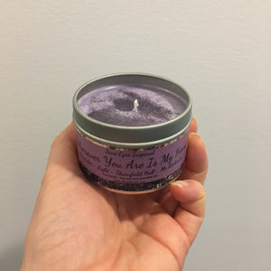 Thornfield Hall Inspired Candle