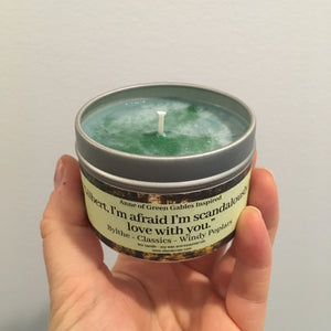 Gilbert - I am Scandalously in Love With You Candle