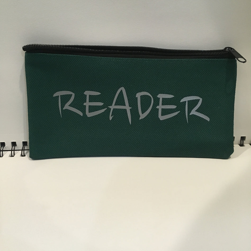Reader Pouch - Green