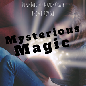 VIBookcrate JR - Mysterious Magic