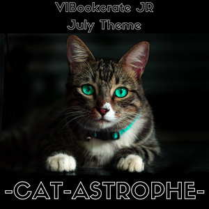 VIBookcrate Jr July 2018 Box - Catastrophe