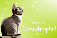 VIBookcrate Jr July 2018 Box - Catastrophe (Last One)