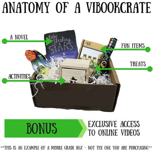 Monthly VIBookcrate JR Crate
