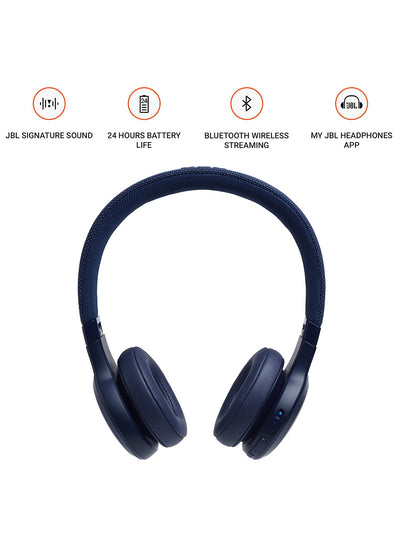 Wireless On-Ear Headphones