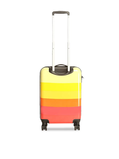 Striped Trolley Bag - Cabin