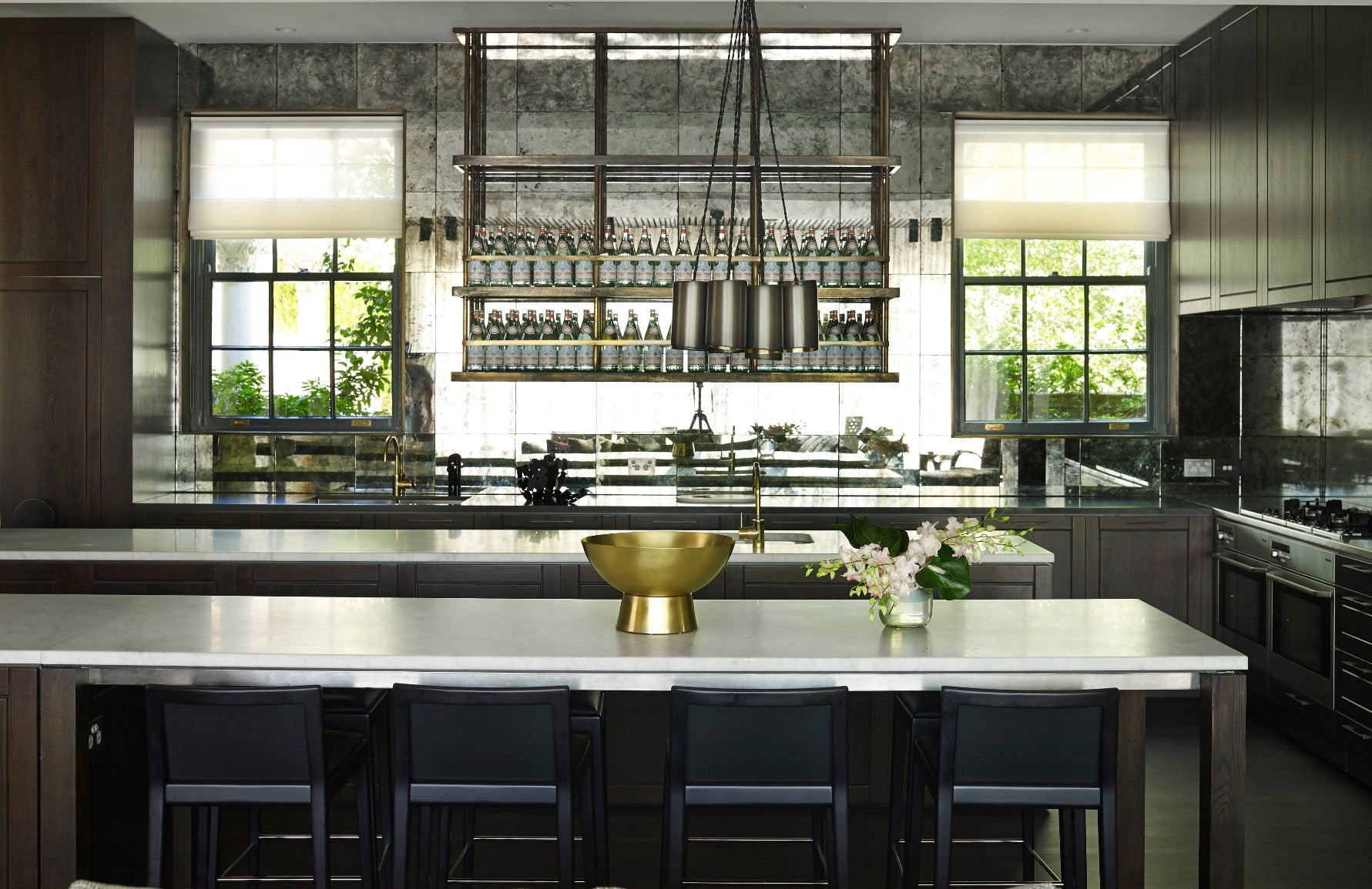 Amazing Kitchen Design Ideas – Kelly Wearstler - LuxDeco.com Style Guide