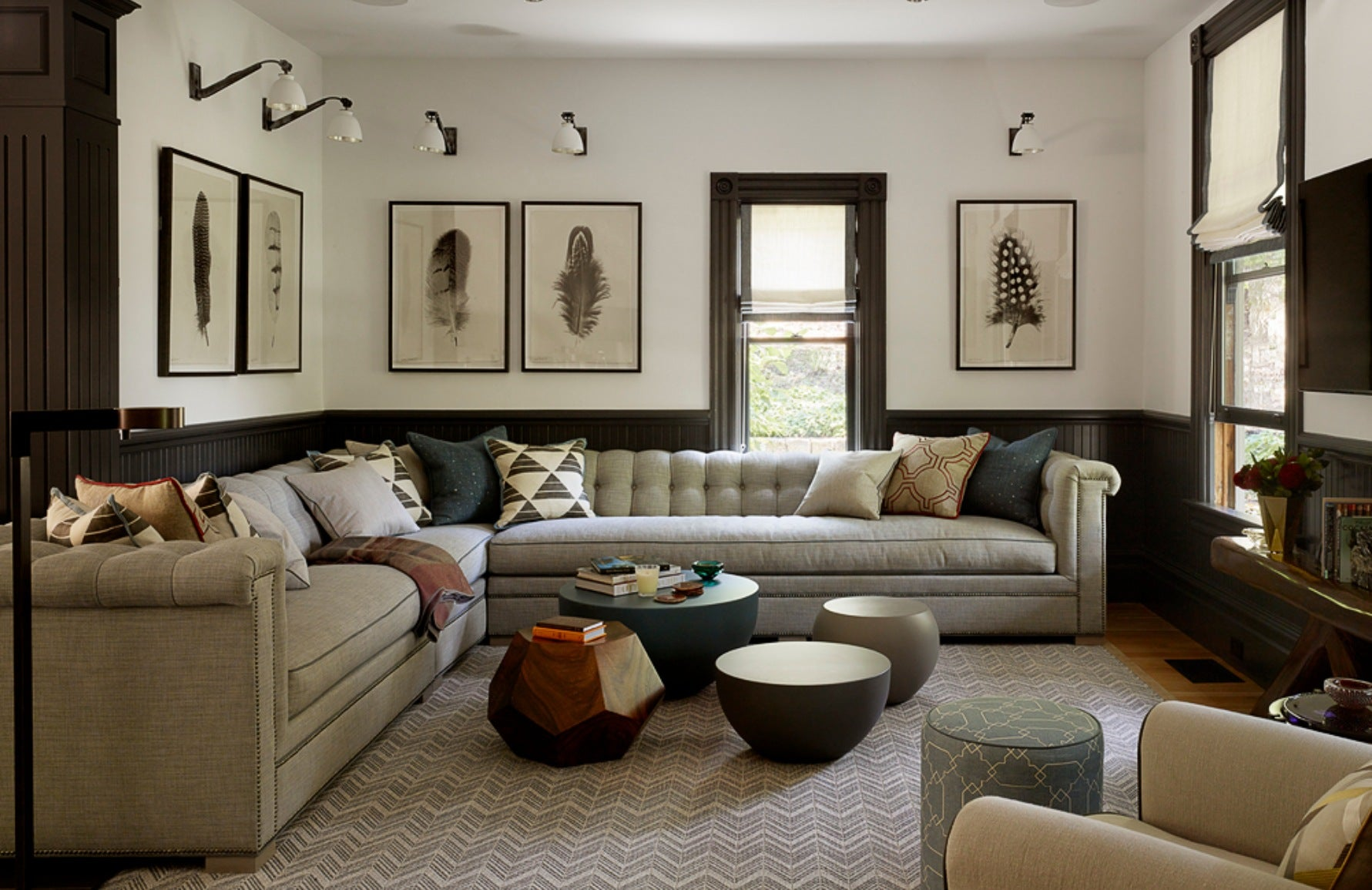 12 Small Living Room Layout & Design Ideas | LuxDeco.com