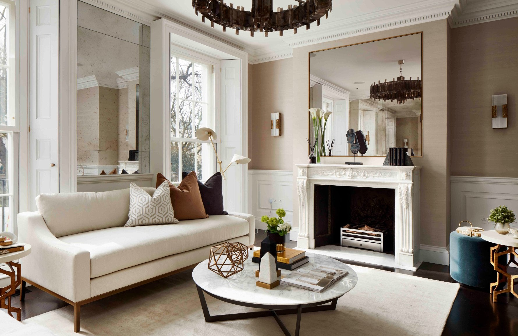 Interior Design - Top 10 Modern Interior Designers - 1508 London - LuxDeco Style Guide