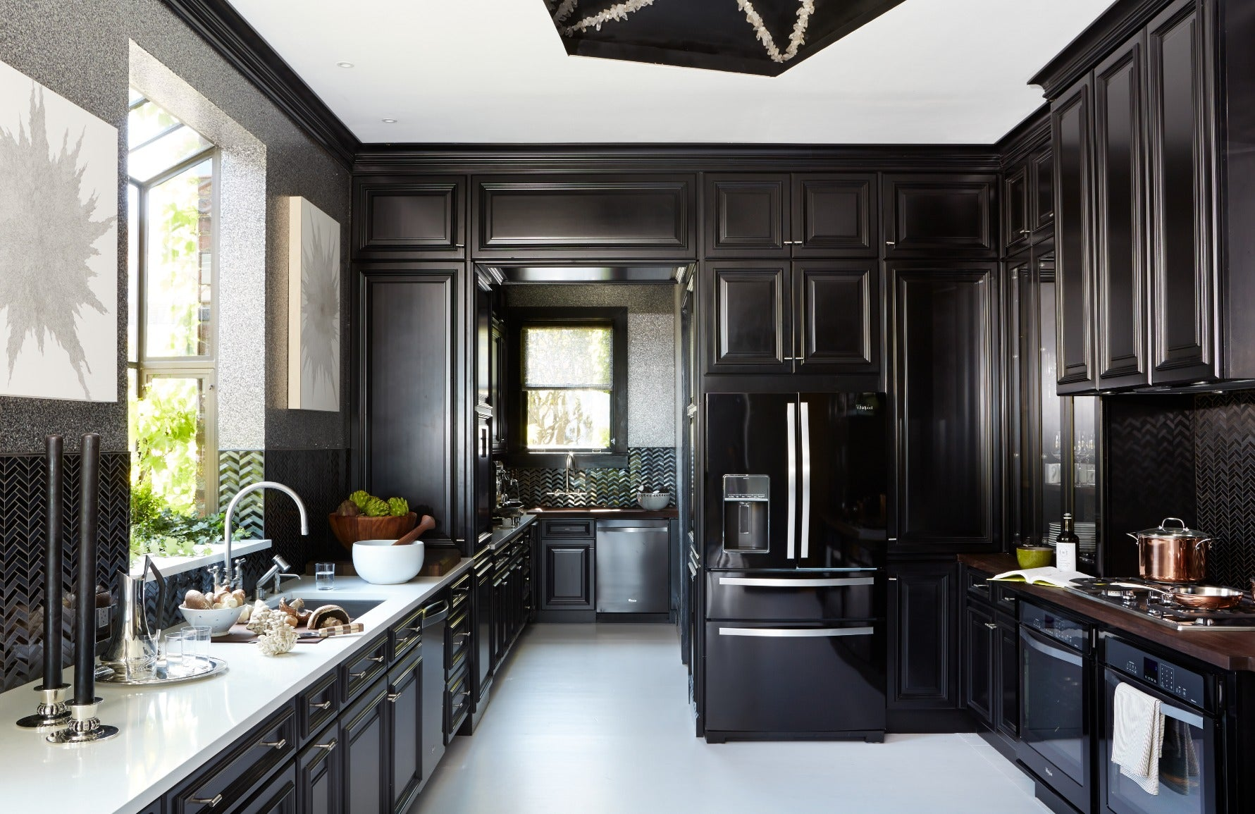 Amazing Kitchen Design Ideas – Steven Miller - LuxDeco.com Style Guide