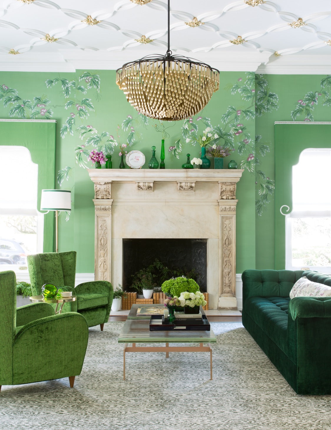 7 Stunning Feature Wall Ideas For Your Living Room Luxdeco