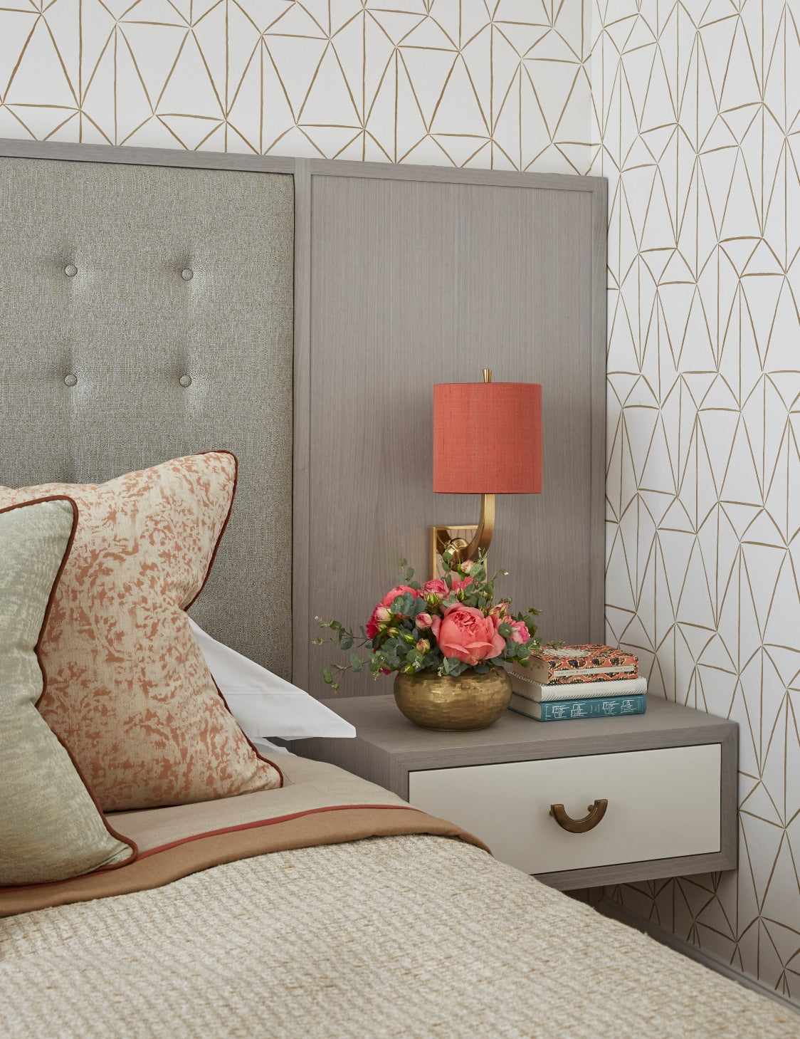 7 Ways To Decorate With Flowers In Your Home Interior - Helen Green - LuxDeco Style Guide