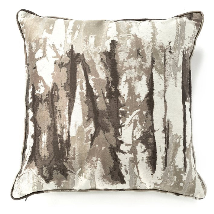 Natural Inkwell Cushion - 9 Best Luxury Cushions to Buy for your Home - Style Guide - LuxDeco.com