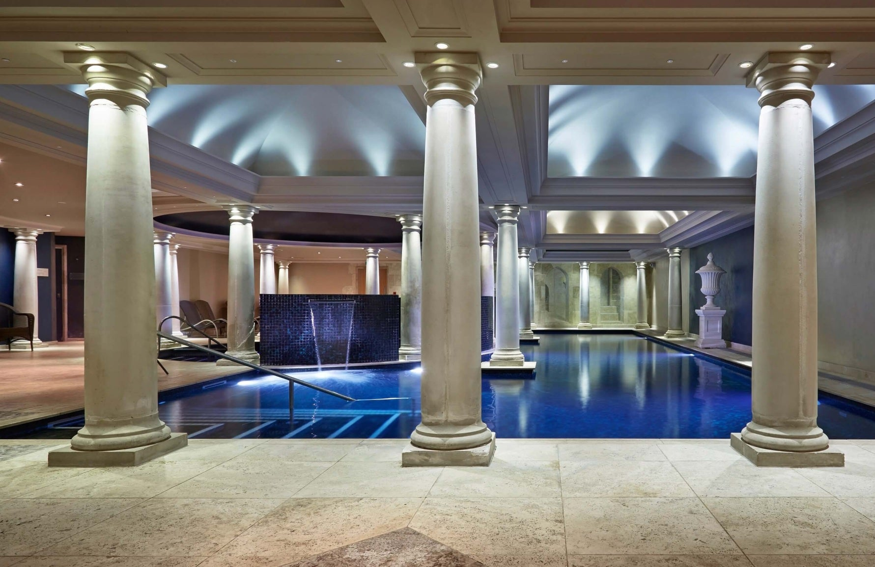 Alexander House Hotel & Utopia Spa | Read more about Britain's top spa hotels at LuxDeco.com