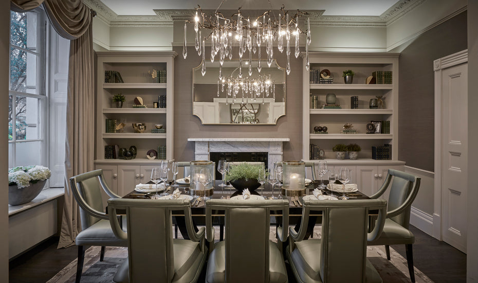 Formal vs Casual Dining Rooms | Dining Room Ideas | LuxDeco.com