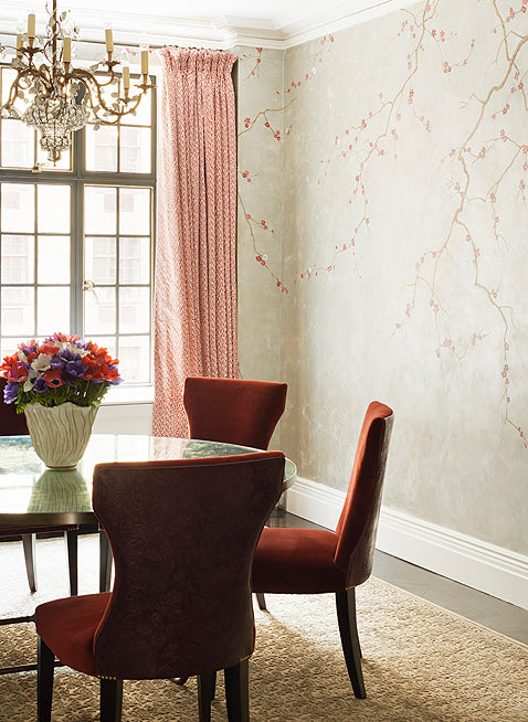 Incorporating Floral Wallpaper Into Your Interior Design | LuxDeco.com Style Guide
