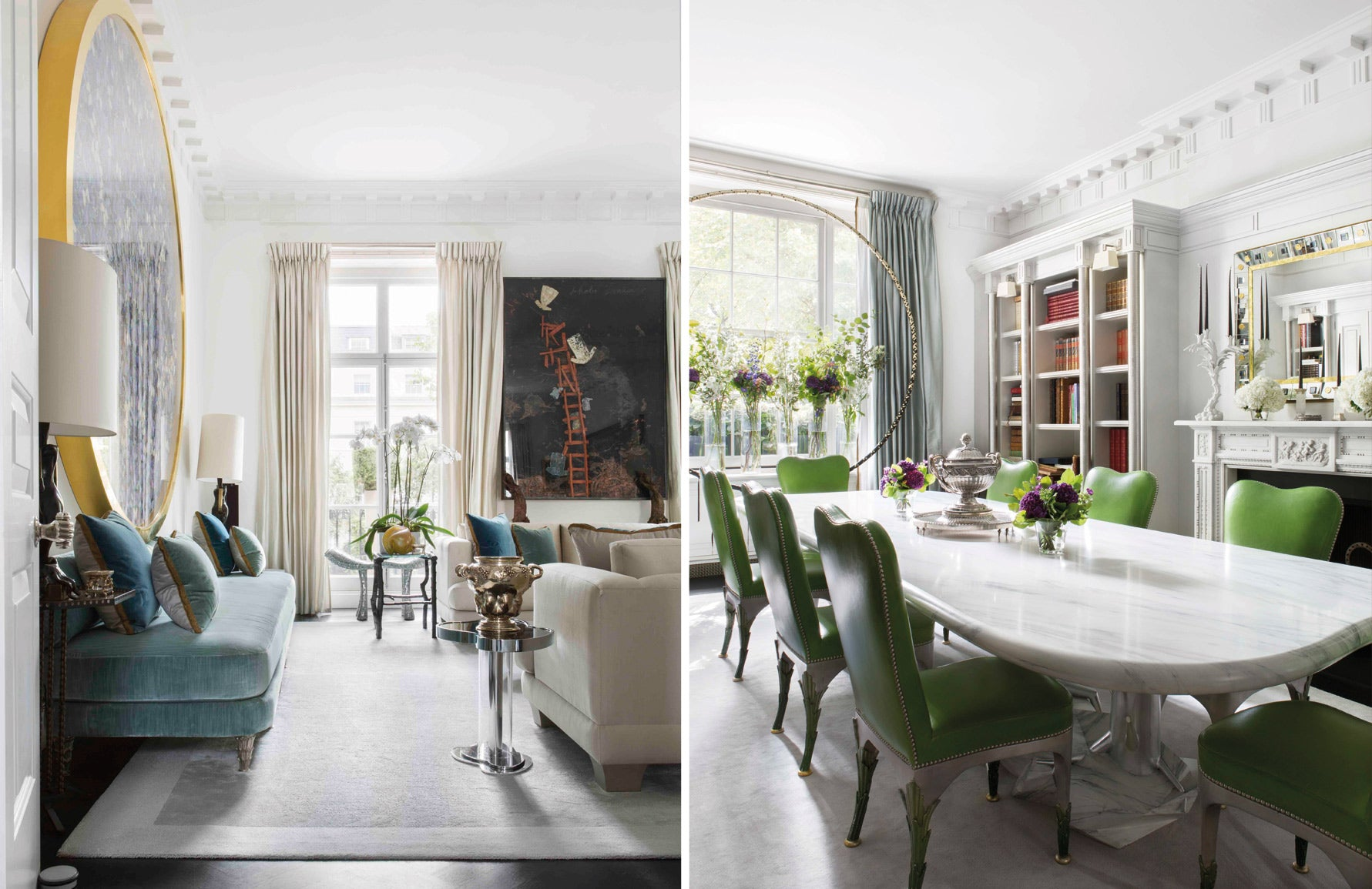 Art Podcast with Francis Sultana | London Apartment | Design As Art | The Tastemakers | LuxDeco.com