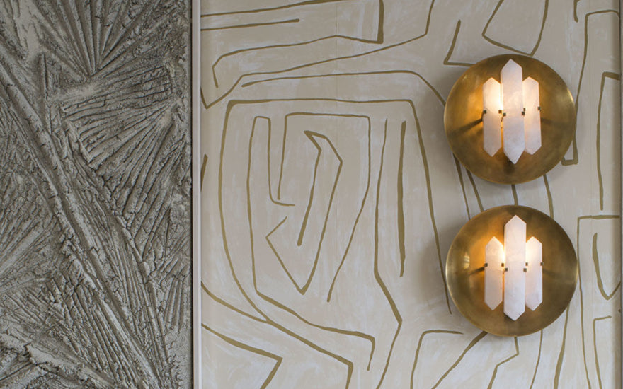 Artisan Lighting - Interior Lighting Design Trends 2019 - Kelly Wearstler - LuxDeco.com