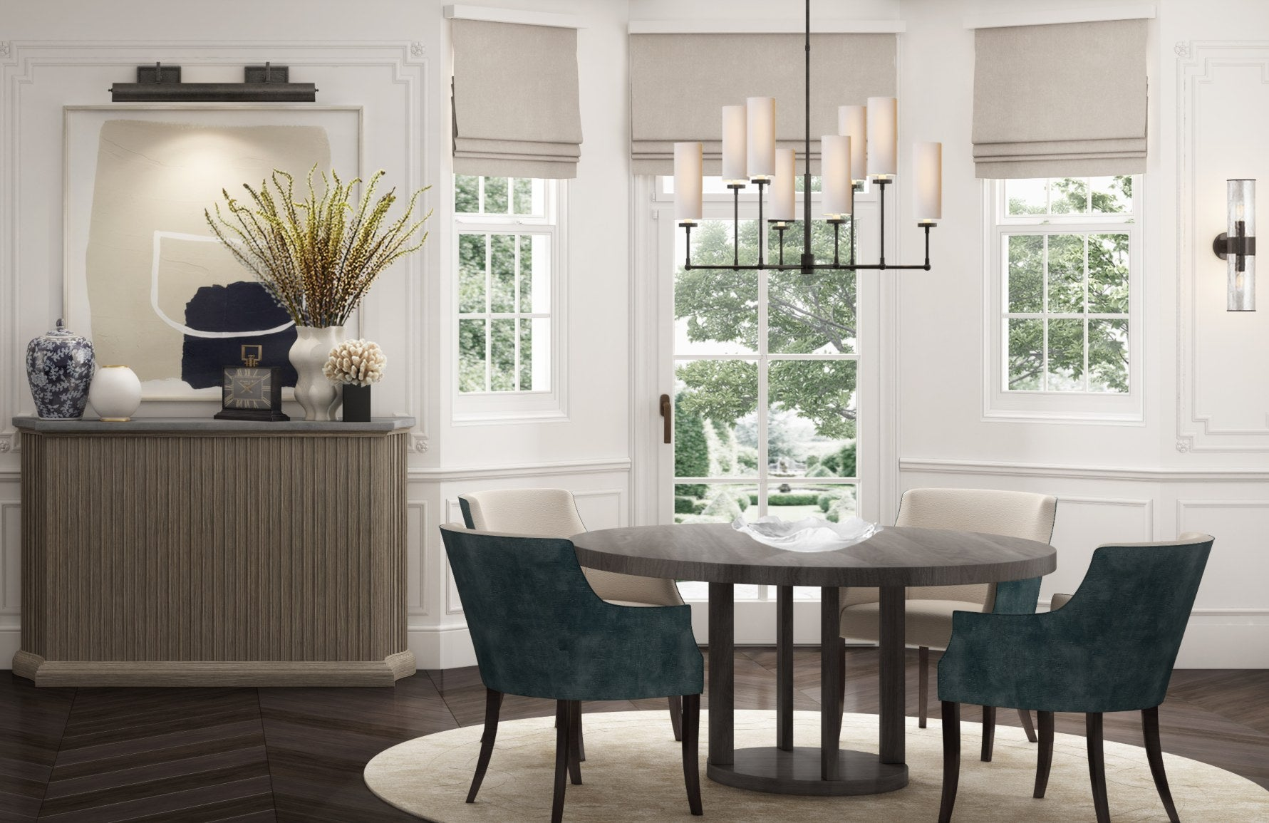 Autumn Winter 2019 Collection | Surrey Lookbook | Luxury Kitchen Dining Room | LuxDeco.com