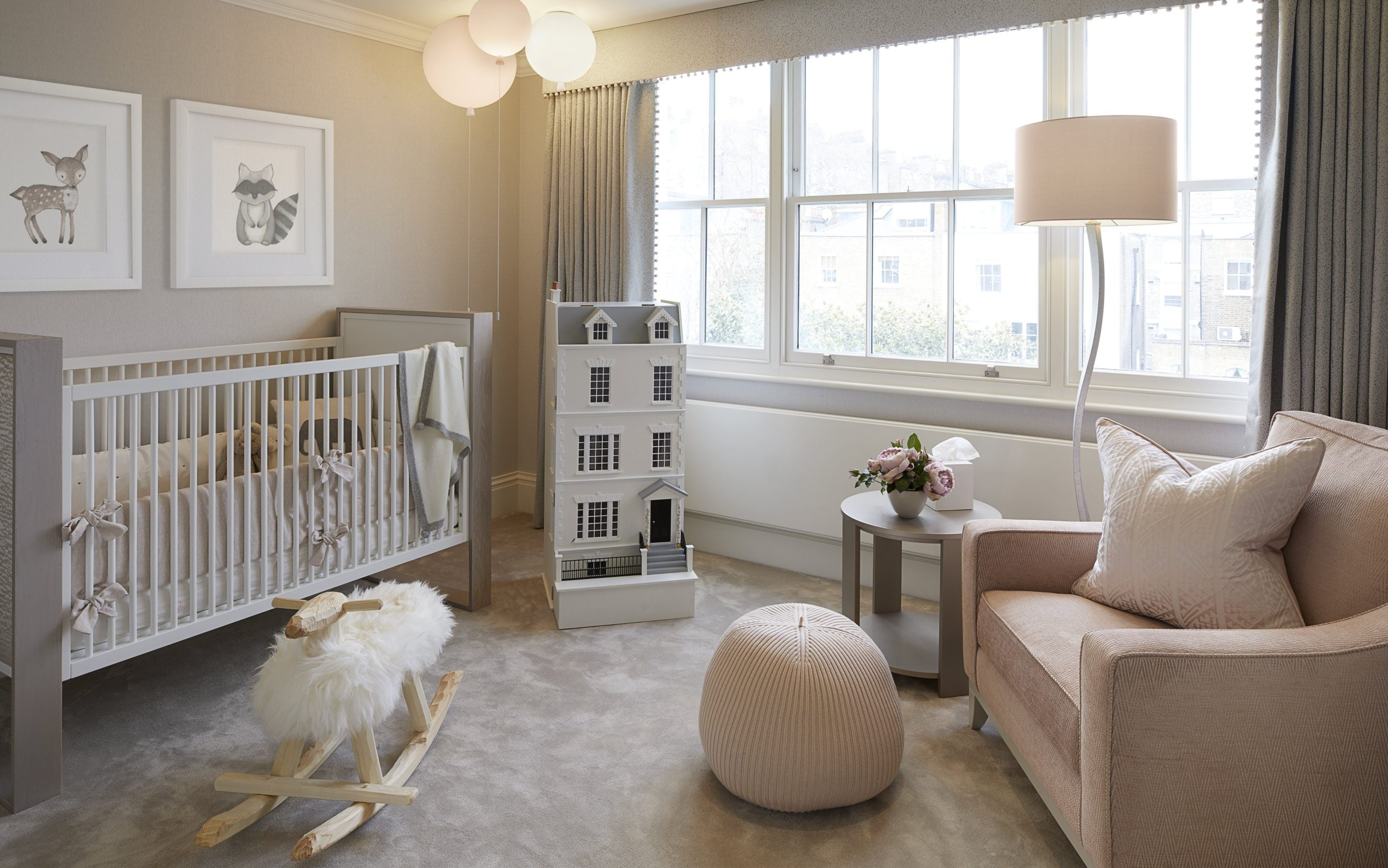 Baby Room Ideas  How To Decorate Your Nursery  LuxDeco.com