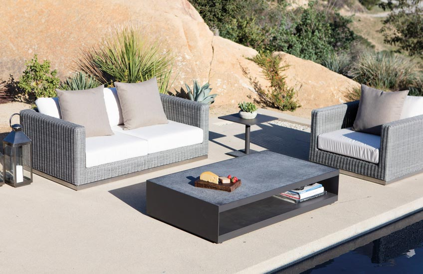 Behind The Brand –Harbour Outdoor; Shop Luxury Outdoor Furniture at LuxDeco.com