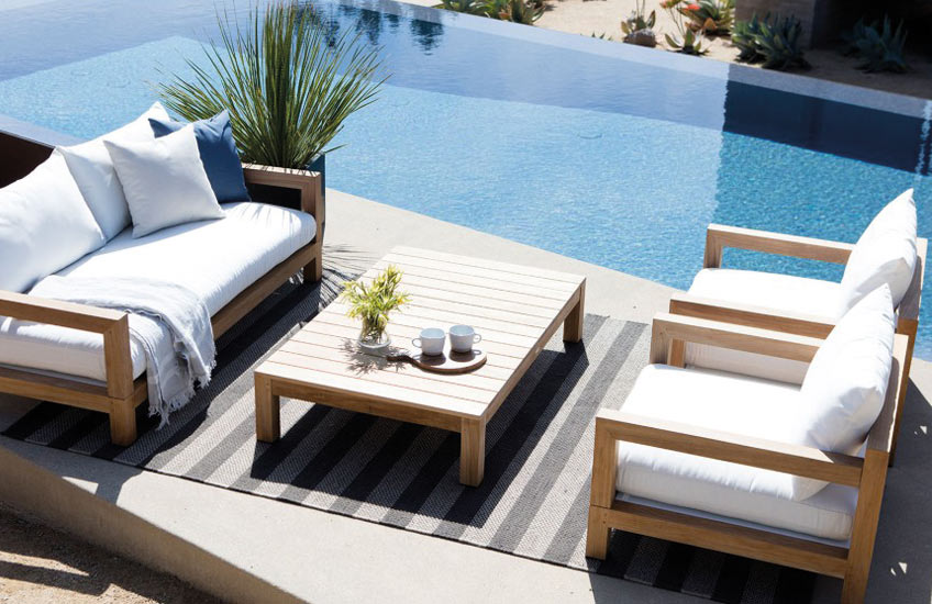 Behind The Brand – Harbour Outdoor; Shop Luxury Pool Furniture at LuxDeco.com