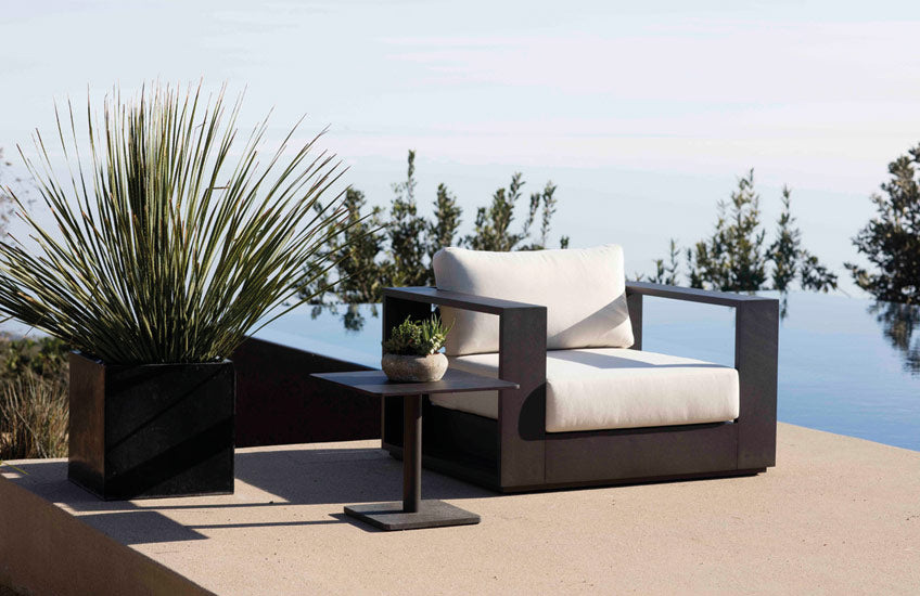 Behind The Brand – Harbour Outdoor; Shop Modern Outdoor Furniture at LuxDeco.com – Modern Outdoor Furniture
