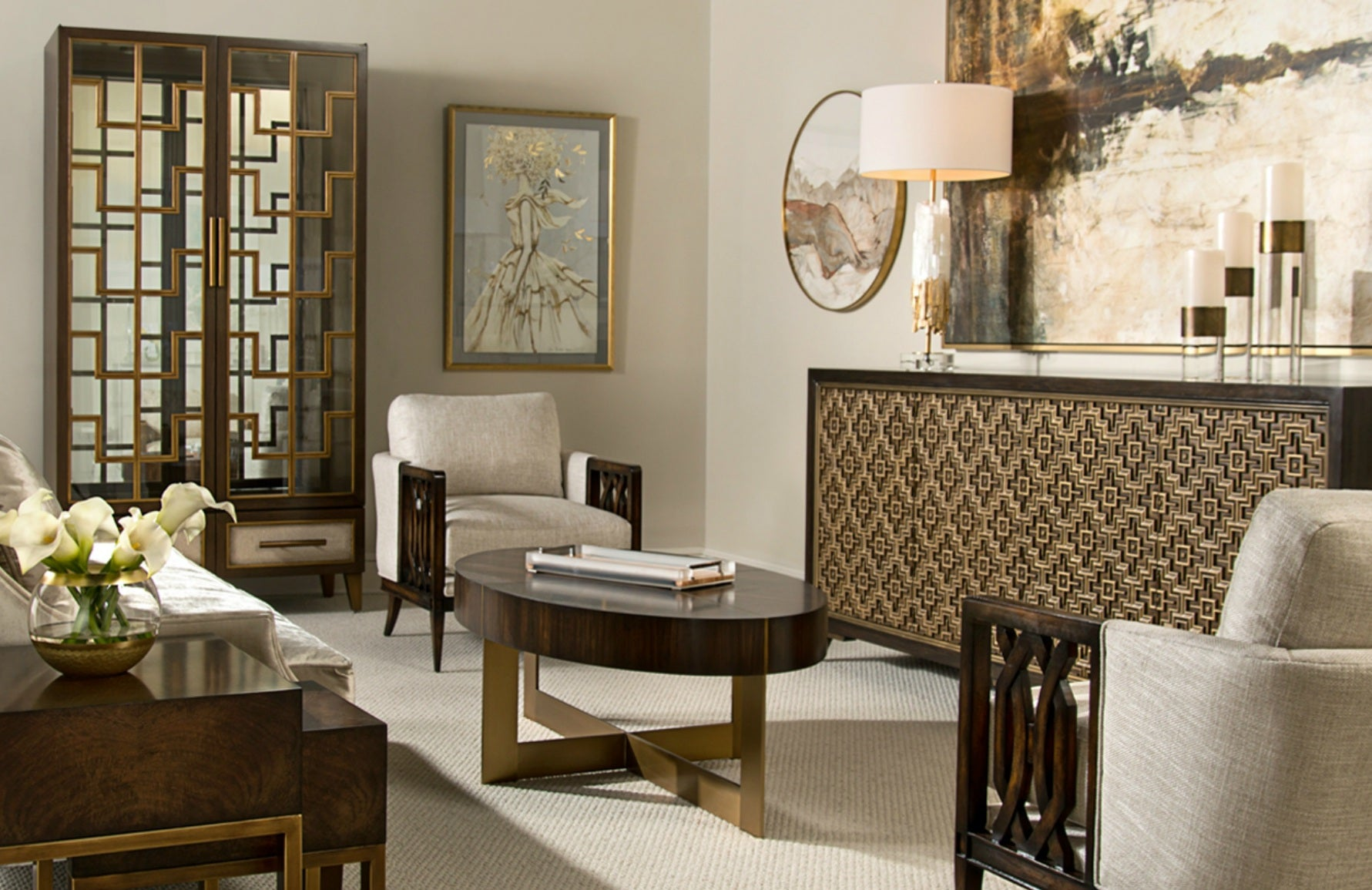 Behind The Brand—John-Richard | Discover Luxury American Furniture at LuxDeco.com