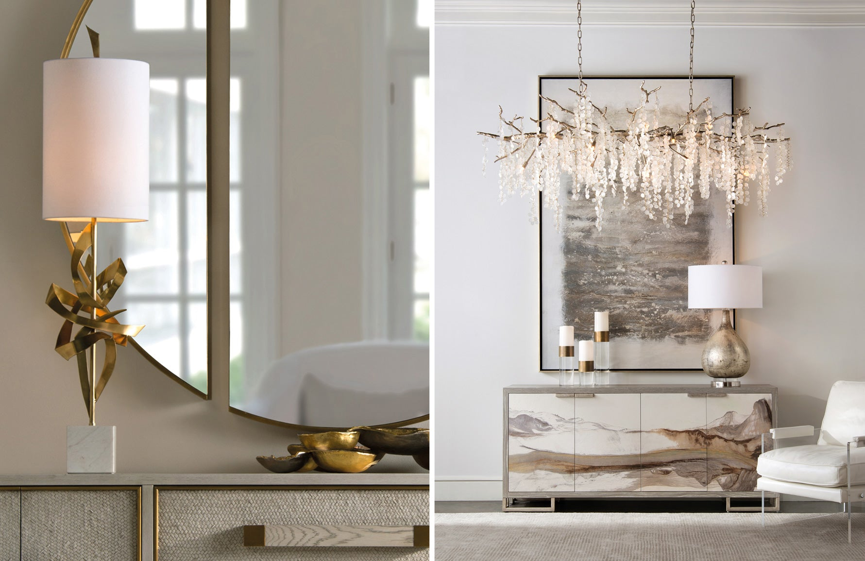 Behind The Brand—John-Richard | Shop Luxury Lighting at LuxDeco.com