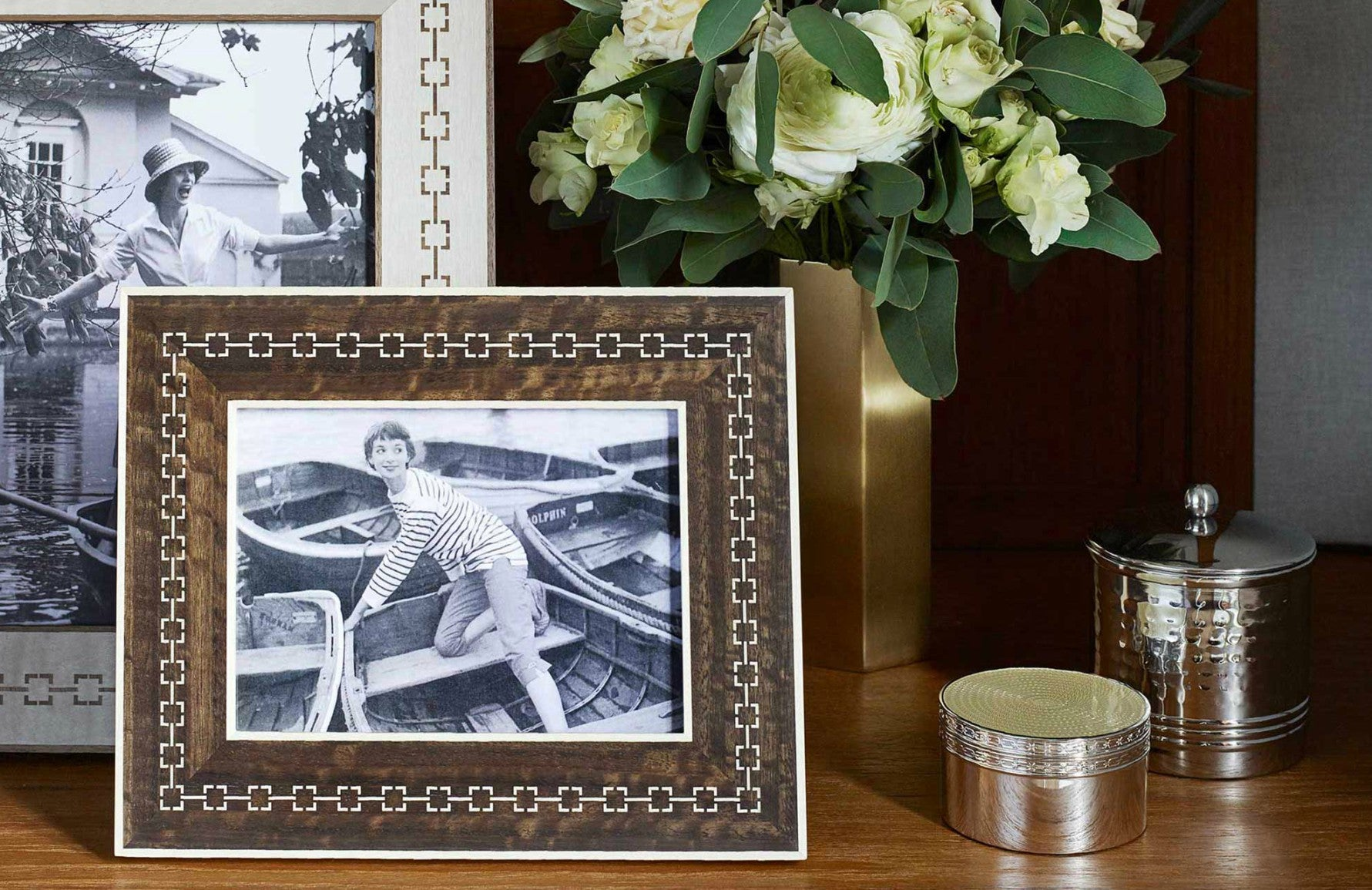 Behind The Brand | Linley Photos Frames | The Luxurist | LuxDeco.com