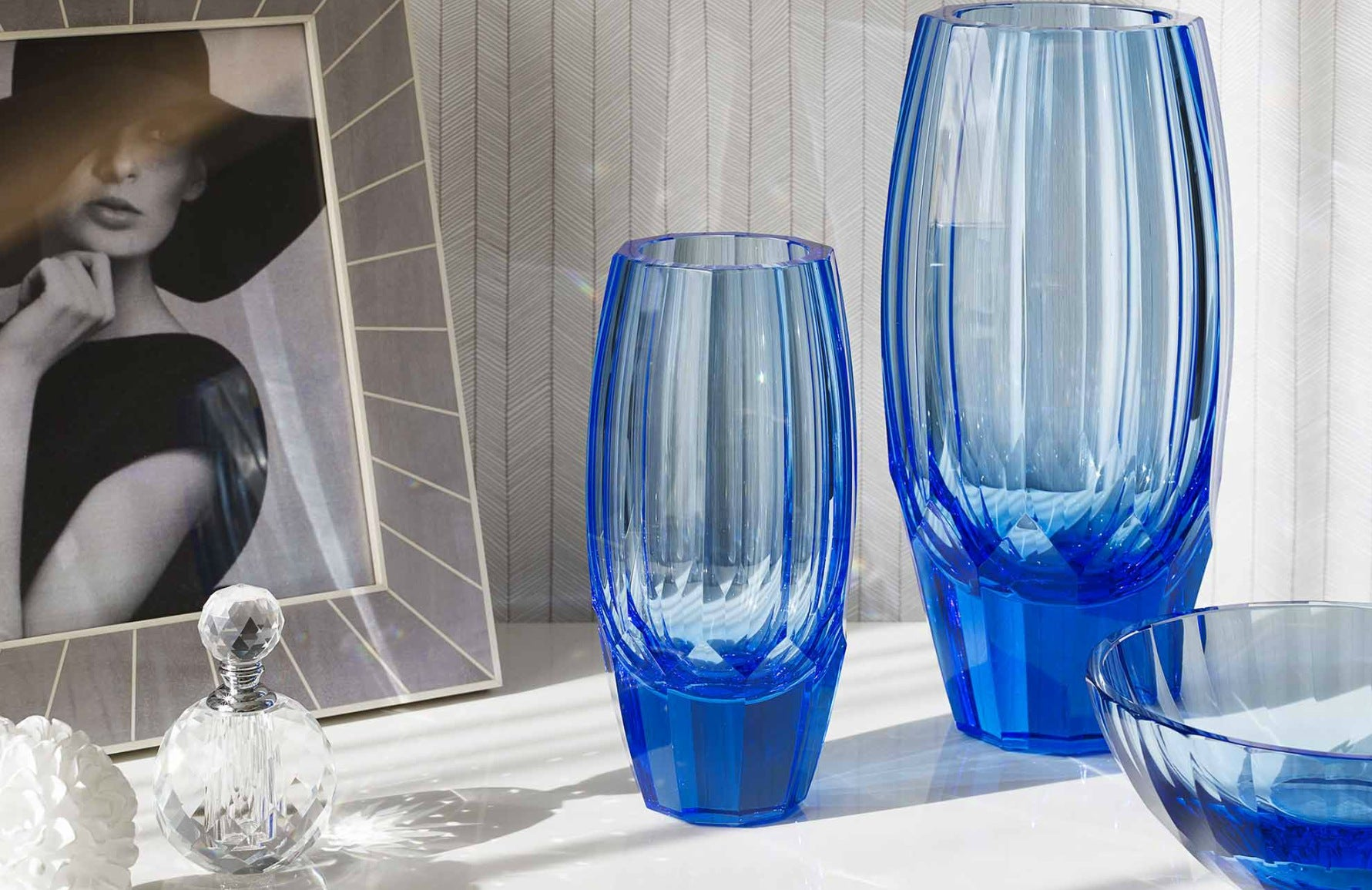Behind The Brand | Linley Vases | The Luxurist | LuxDeco.com