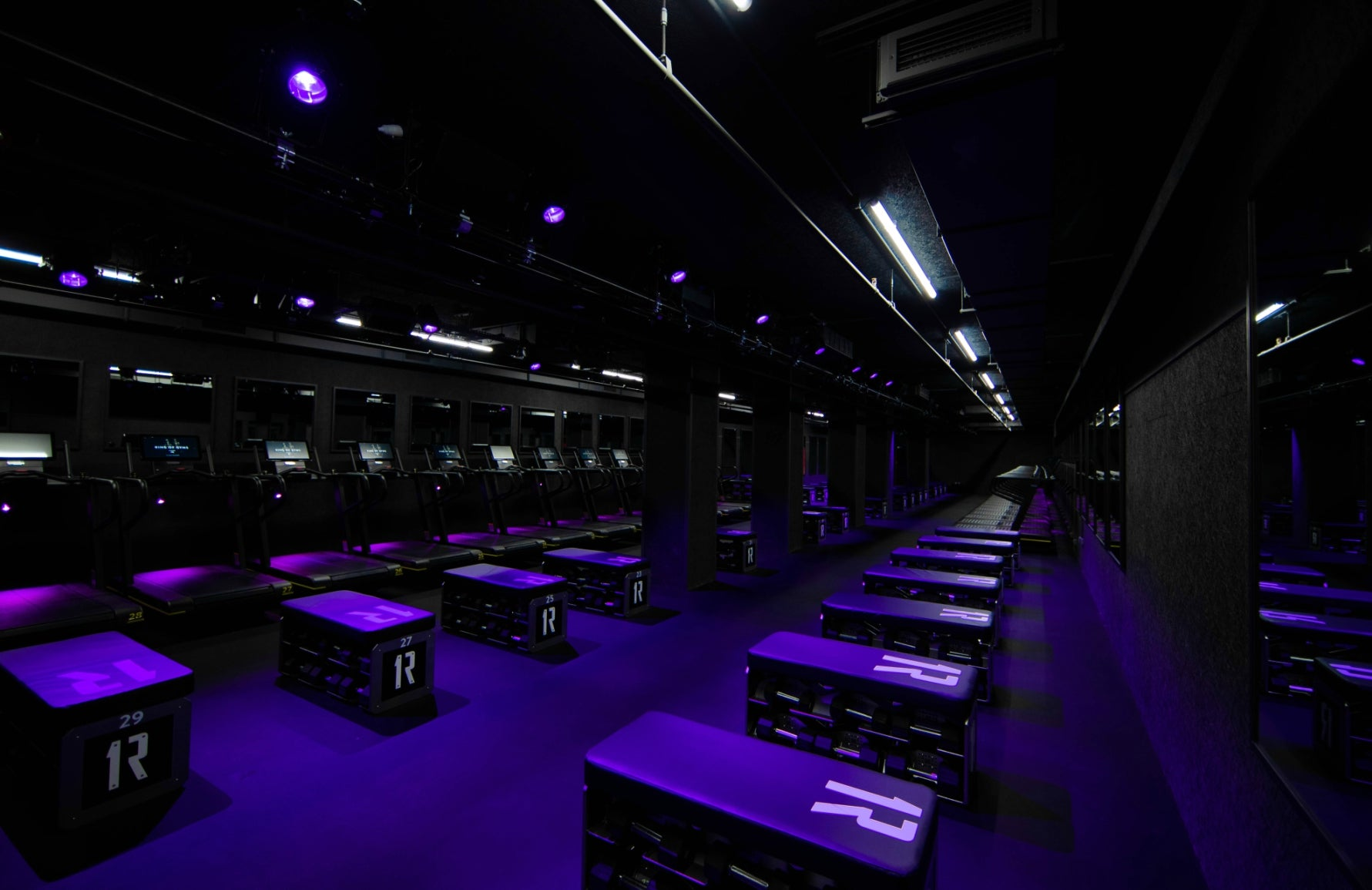 Best Gyms in London Gyms | 1Rebel |  Read more in The Luxurist at LuxDeco.com