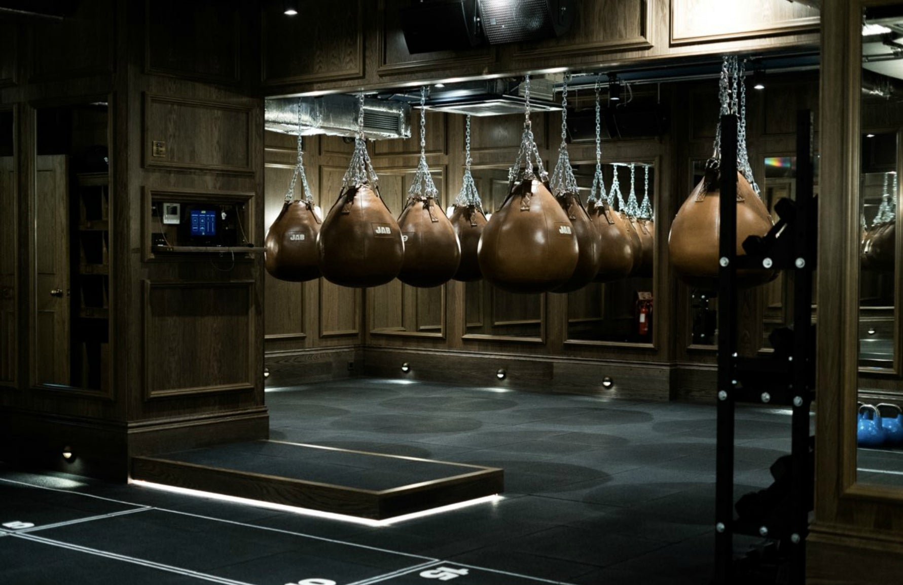 Best Gyms in London Gyms | Jab | Boxing Gyms | Read more in The Luxurist at LuxDeco.com