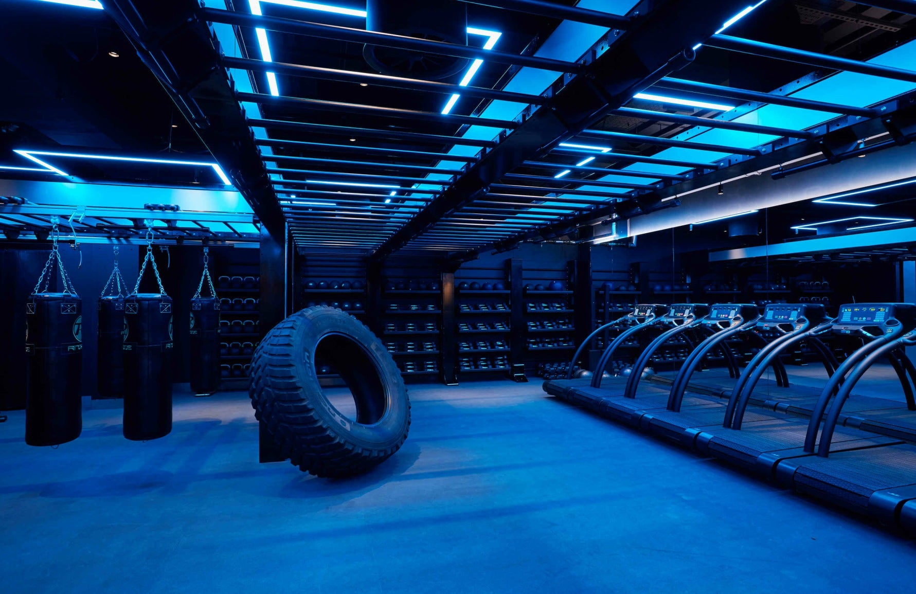 Best Gyms in London Gyms | KXU |  Read more in The Luxurist at LuxDeco.com