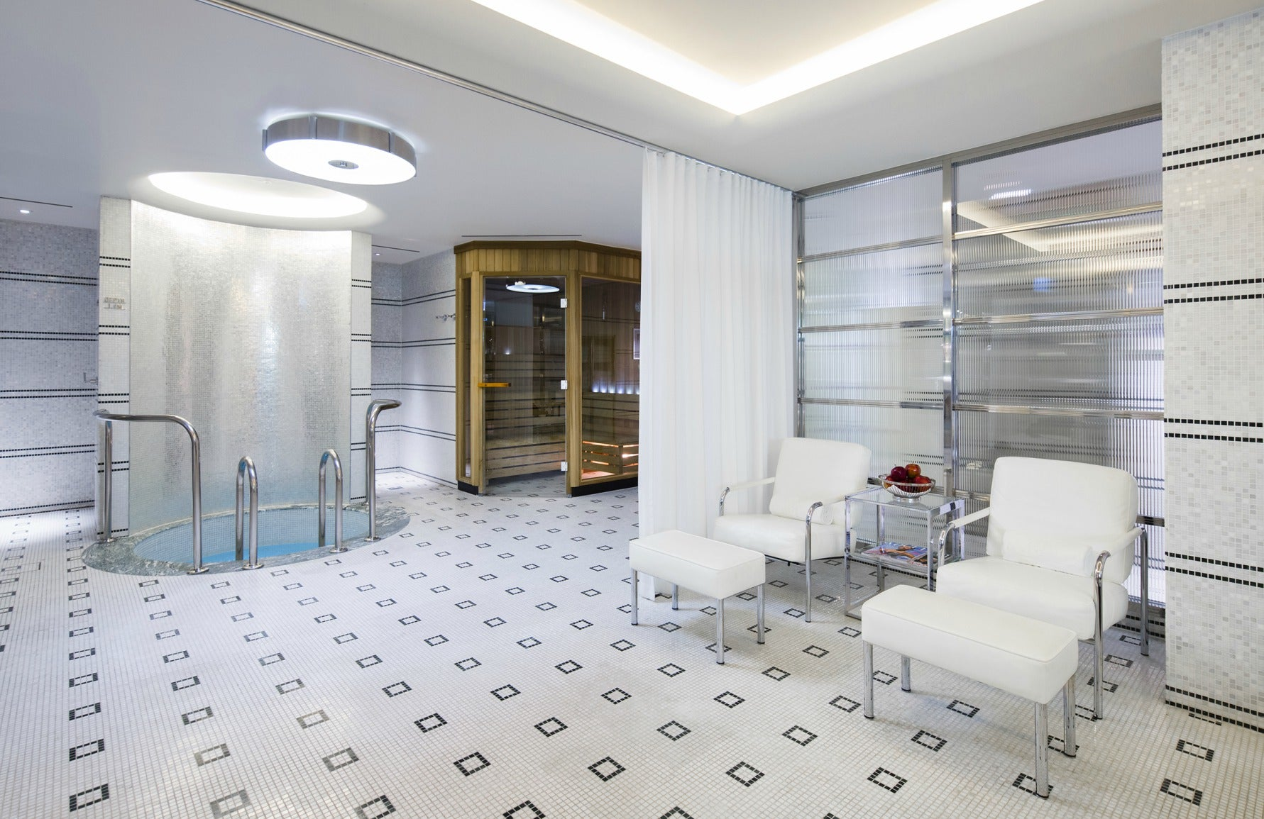 Best Spa In London | Spa at The Beaumont hotel | London Spa Hotel | Read more in The Luxurist at LuxDeco.com