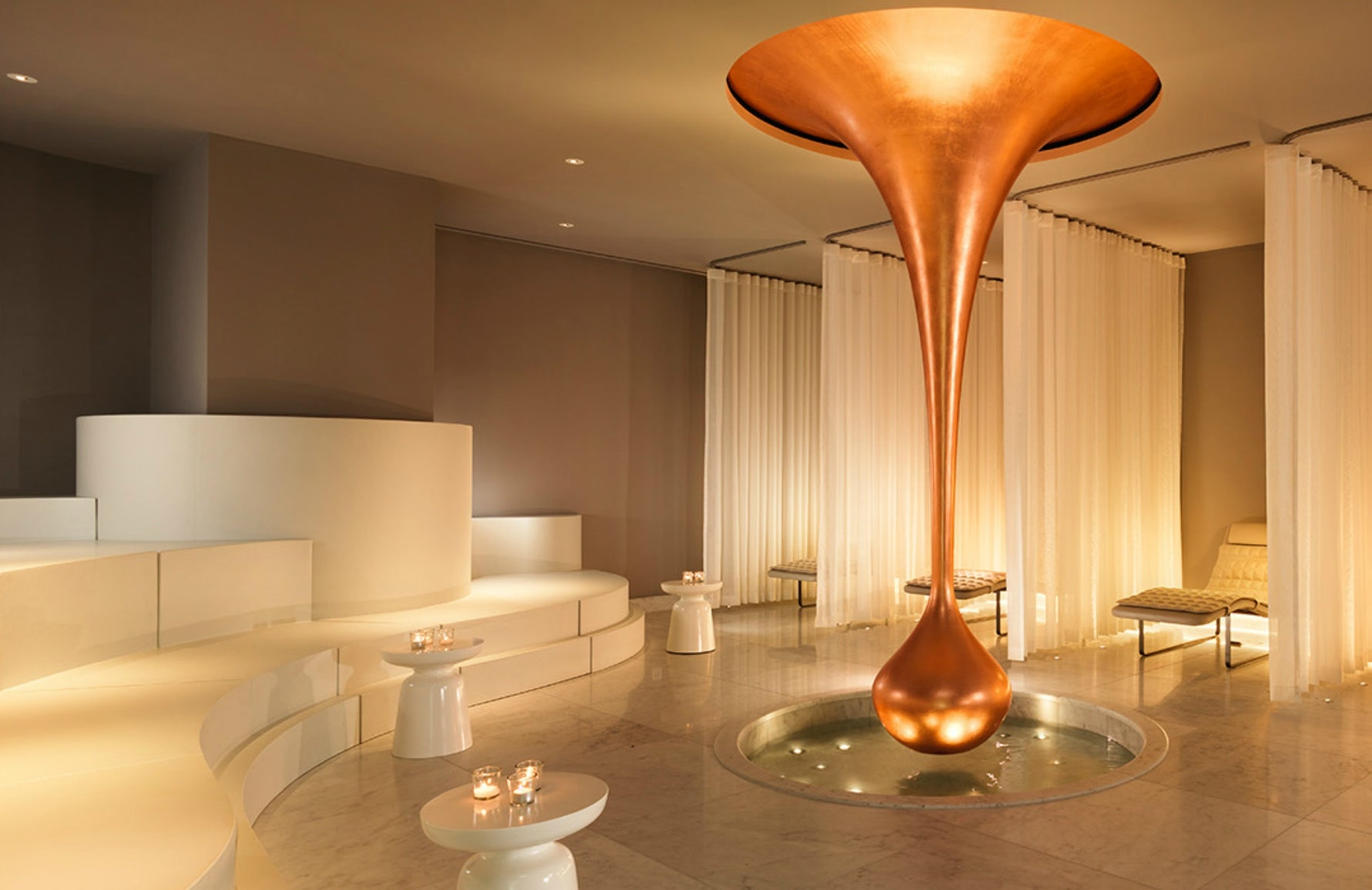 Best Spa In London | agua London at the Sea Containers London | London Spa Hotel | Read more in The Luxurist at LuxDeco.com