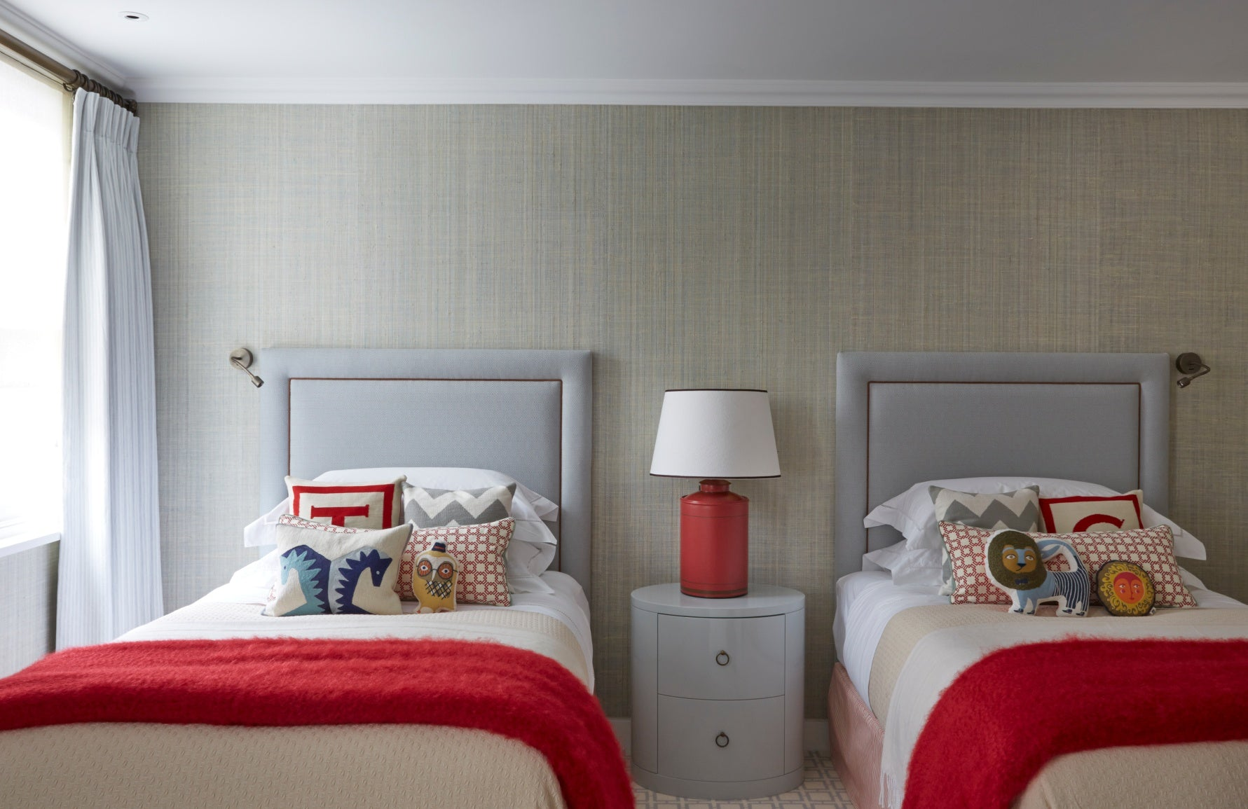 Childrens Bedroom Ideas _ Helen Green Design _ Read more in the LuxDeco.com Style Guide