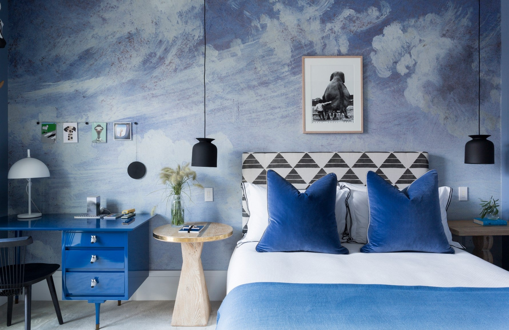 Childrens Bedroom Ideas _ Studio Ashby _ Read more in the LuxDeco.com Style Guide